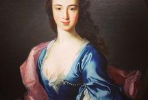 Anne Bayne / First Wife of Scottish Artist Allan Ramsay