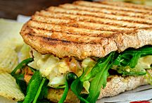 Sandwiches / Heerlyk brood