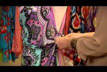 sarong/pareo /magic skirts tying