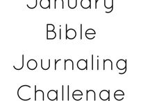 Bible Journaling Ideas!