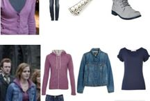 Hermione Granger outfits