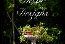 Lawn & Garden / Decorating ideas for your lawn, garden and other outside decorating needs. / by Decorative Decor