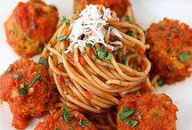 Vegetarian Dinners / Food Inspo