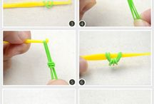 DIY: Rainbow Loom Charms!!
