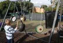playgrounds - ideias