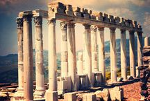 Tours of Pergamon
