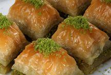 Turkish Cuisine / Türk Mutfağı / by Elif Dengel