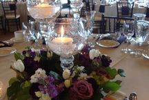 Centre pieces / Wedding and parties