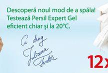 Campanii / Cine vrea sa testeze Persil Expert Gel? Va puteti inscrie aici http://buzzers.ro/invite/1a79e4f24650831db3535c2b66ff4704 si putem testa impreuna un detergent mai eficient decat detergentul pudra. Un alb imaculat spaland la temperaturi scazute. Va astept cu drag sa facem echipa mare!