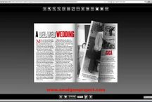 Amalgam Project Application / Amalgam Project is an application that lets you create an online photo album, amalgam style - with an editorial concept and design of a magazine.