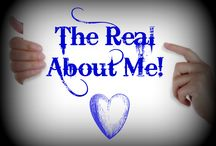 The Real About Me / A series of posts from my website where I dispense the true me for all to see! After all most author bio pages are heavily edited to take out all the ugly details.