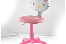 Hello Kitty Junkie / by Kat Sanders