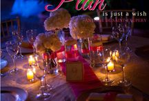 Wedding and Event Showcase / Stick around and see just a few of our favorite events.  #weddingplanner #eventplanner