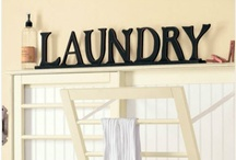 Our Home - Laundry Room / by Stacy