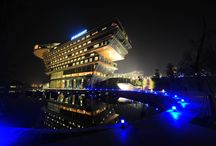 JW Marriott Hanoi and Convention Center / JW Marriott Hanoi and Convention Center in Vietnam. Project by Charles Anderson Landscape Architecture.