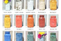 Chalk paint / by Melissa Valure