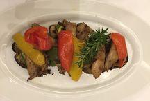 fresh and delicious / taste the best mediterranean cousine at hotelmenelaion
