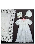 baby crochet / by Mary Hierholzer