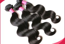Brazilian Hair / 100% Virgin Brazilian Human Remy Hair Extensions, No Shedding & No Tangle No Lice Double Weft, Cheap Brazilian Hair Bundles For Sale, Can Be Dyed Or Bleached. http://www.nicehairsale.com/brazilian-hair-c-1.html