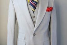 Dapper. / Because a well dressed man makes me swoon... / by Dimanche Brewer