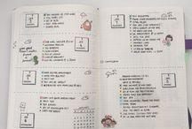 Planificación: agendas