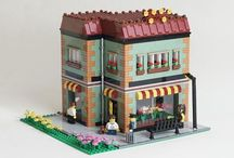 Awesome Lego Buildings