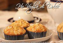 Muffin, tortine, soffioni