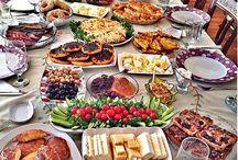 Kahvaltı masa