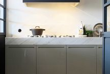 kitchen over the stove