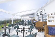 Vintage Salt / Vintage Salt Restaurant, Bar & Terrace on the Roof of Selfridges.  Opening 1st May.