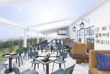 Vintage Salt / Vintage Salt Restaurant, Bar & Terrace on the Roof of Selfridges.  Opening 1st May.