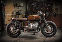 Bikes / Custom motorcycle inspiration.