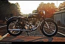 Classieke motorfietsen