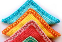 ANY FOR CROCHET WASH CLOTHS OR KNITTI TEJIDOS