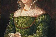 16th century - Costume