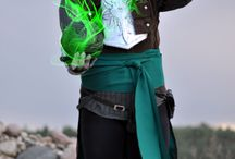 Inquisitor Lavellan Cosplay