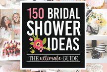 Hens/bridal shower ideas