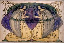 Art Nouveau / Da natureza, tudo o mais, pura beleza...jazz