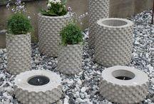 Concrete & Garden Ideas / Creative