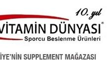 Vitamin Dünyasi / whey protein,weight gainer,yağ yakıcı,vitaminler mineraller,uzman destek hattı 0312 418 25 08 - 0538 515 30 30 ücretsiz kargo