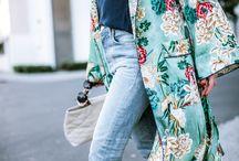 Kimono/kaftan