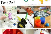 Kids: Fine Motor / by Thrifty Living