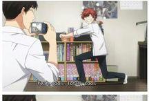 mixed Anime