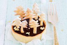 Christmas tart
