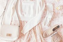 Girly Vintage Outfits