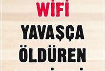 Wi-fi nin zararları