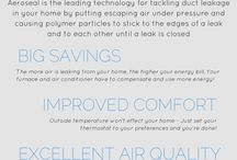 Sealing your home / Brought to you by Central Home Energy Consultants
