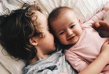 lieve kiekjes ♥ studiokuuk / Een verzameling met van die lieve foto's van baby's & ouders. We love it!