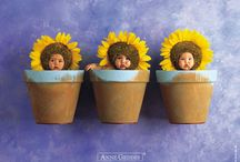"Anne Geddes  / One of the world's most respected and well-known photographers, Anne Geddes creates images that are iconic, award winning and beloved. Like no photographer before, her imagery singularly captures the beauty, purity and vulnerability of children embodying her deeply held belief that each and every child must be ""protected, nurtured and loved""."