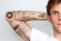 ● {Inspirational tattoos} ●